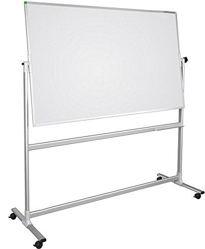 Franken STC902 Stativdrehtafel U-Act Line (100 x 150 cm lackiert) weiß