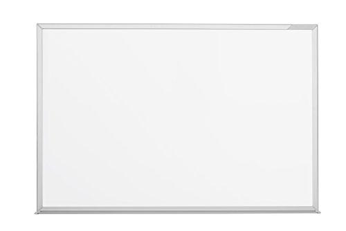 magnetoplan Whiteboard CC 300 x 120 cm, in weiteren Größen auswählbar, mit emaillierter Oberfläche, Metallrückwand, inklusive Befestigungsmaterial