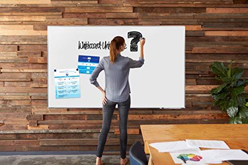 Legamaster 7-101064 Whiteboard Premium Plus, e3-Emaille, 200 x 100 cm - 3
