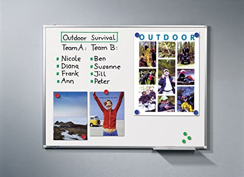 Legamaster 7-101064 Whiteboard Premium Plus, e3-Emaille, 200 x 100 cm - 9