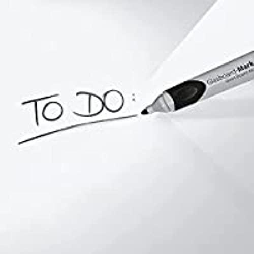 SIGEL GL141 Premium Glas-Whiteboard 100x65 cm super-weiß / Glas Magnettafel / Sicherheitsglas / TÜV geprüft / Magnetboard Artverum - weitere Farben/Größen - 4