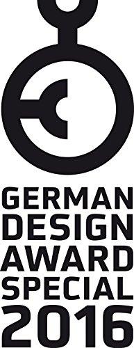 SIGEL GL240 Großes Glas-Whiteboard 130x55 cm schwarz / Premium Glas Magnettafel / Sicherheitsglas / TÜV geprüft / Magnetboard Artverum - weitere Farben/Größen - 12