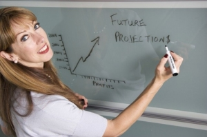 glas whiteboard